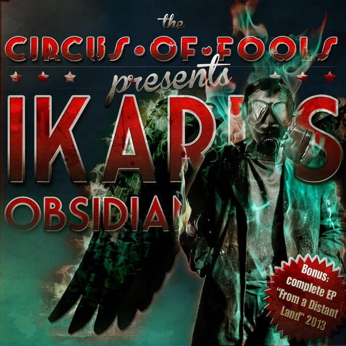 Ikarus///Obsidian Black cover art