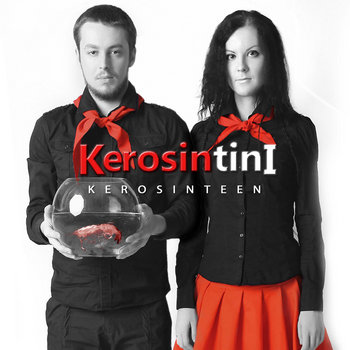 Kerosinteen cover art