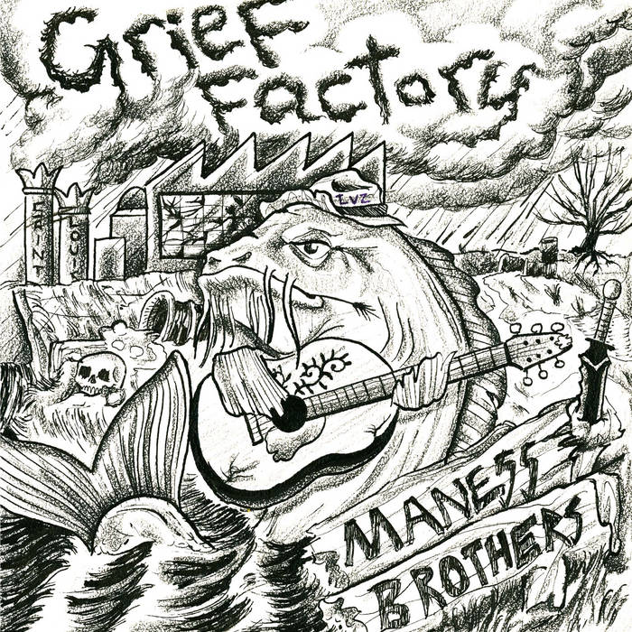 Grief Factory cover art