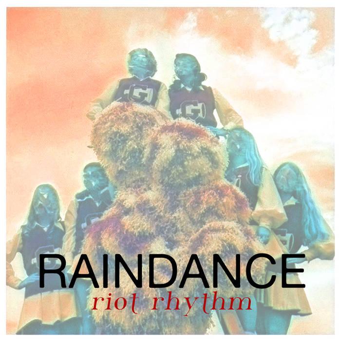 Riot Rhythm Single cover art
