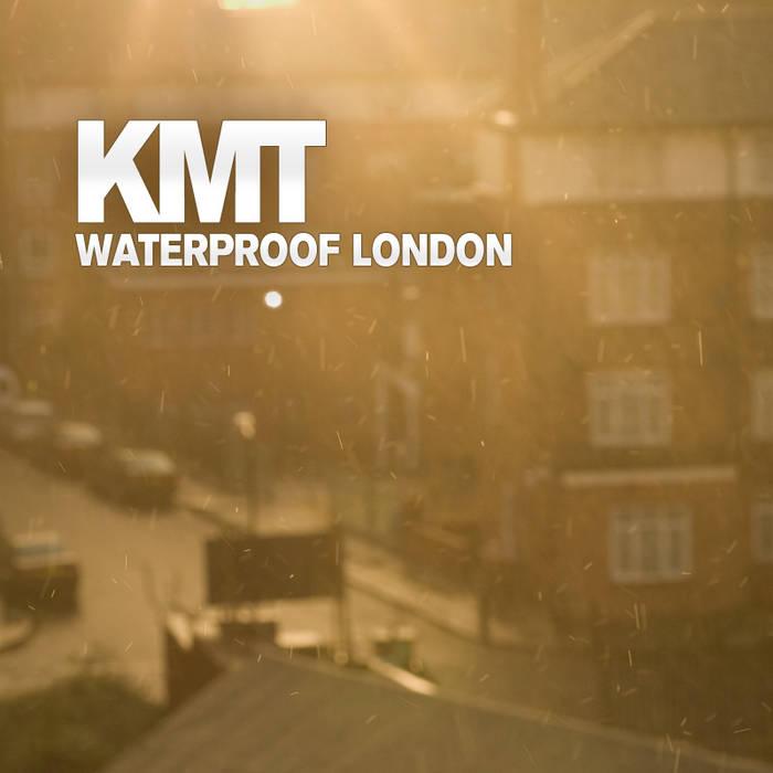 Waterproof London cover art