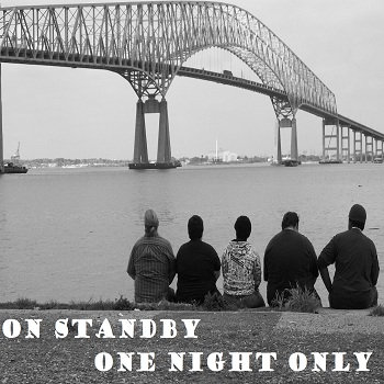 One Night Only EP cover art