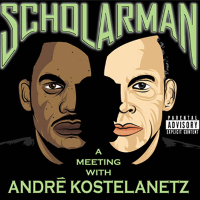 A Meeting With Andre Kostelanetz cover art