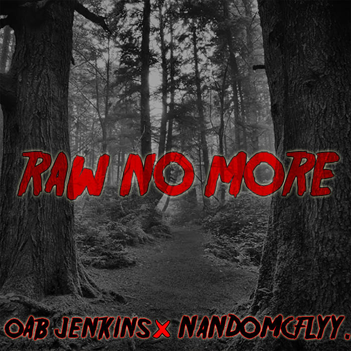Raw No More Ft NandoMcFlyy. cover art