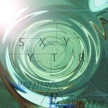 Syxtyr-MosaicoEquilibrio cover art