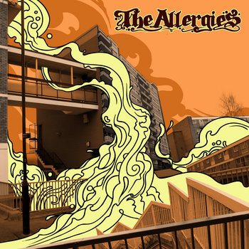 The Allergies - Big Star / Symphonics cover art