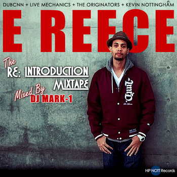 The RE: Introduction Mixtape cover art