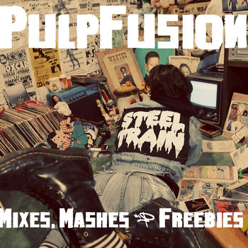 Mixes, Mashes & Freebies cover art