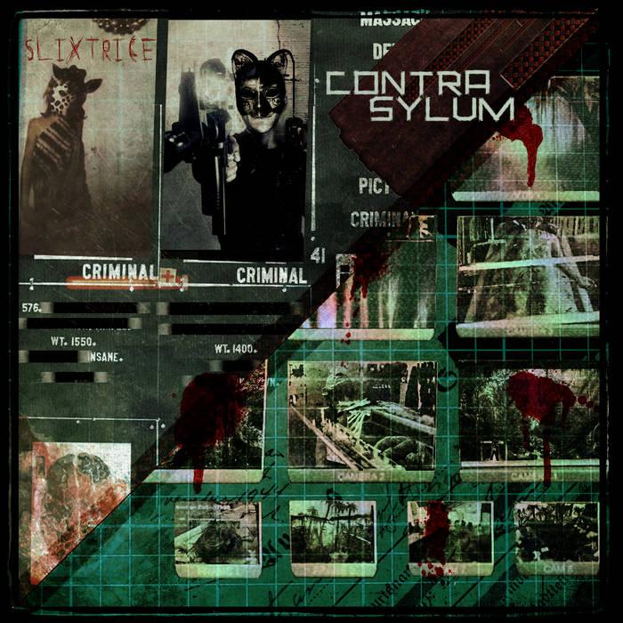 Contra Sylum cover art