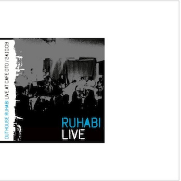 LIVE @ CAFE OTO cover art