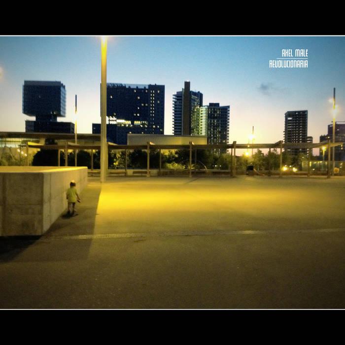 Revolucionaria EP cover art