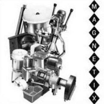 KZ 013 Magnetic Reaction cover art
