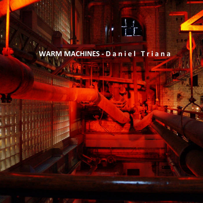 Warm Machines cover art