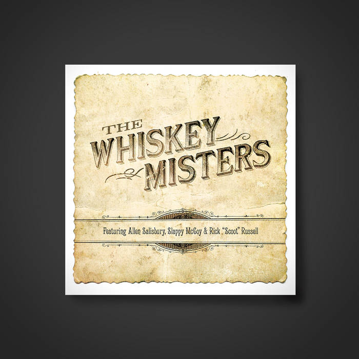 The Whiskey Misters cover art