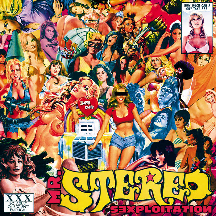 Sexploitation Project cover art