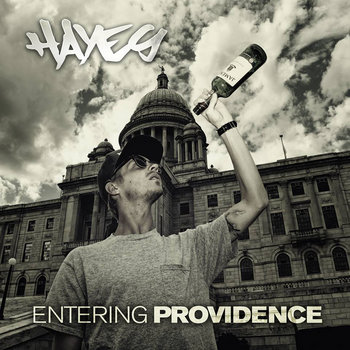 ENTERING PROVIDENCE cover art