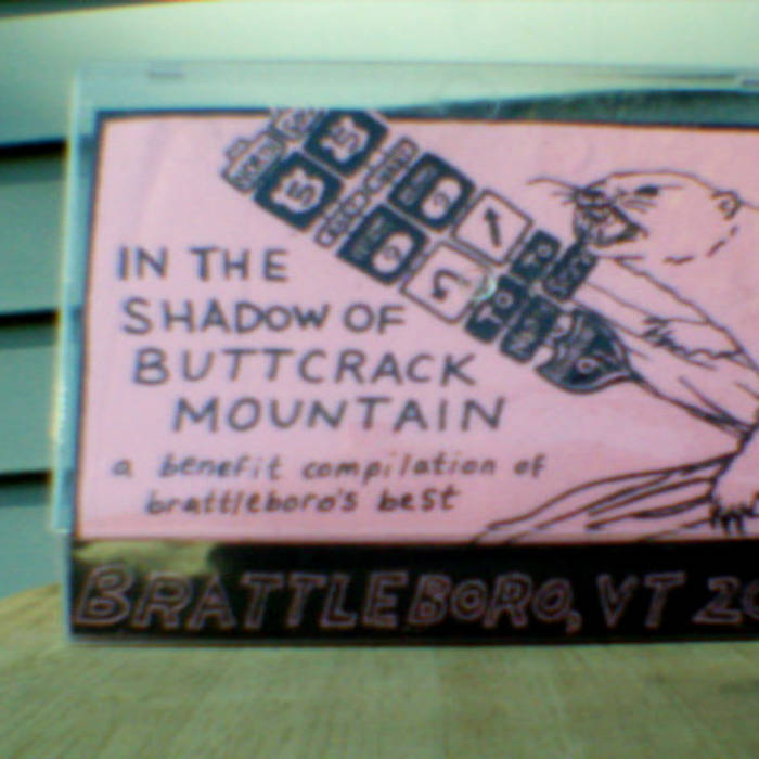 IN THE SHADOW OF BUTTCRACK MOUNTAIN cover art