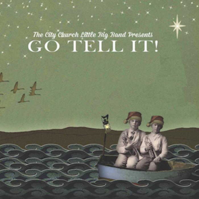 Go Tell It! cover art