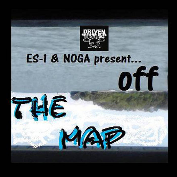 off the map by es 1 & noga cover art