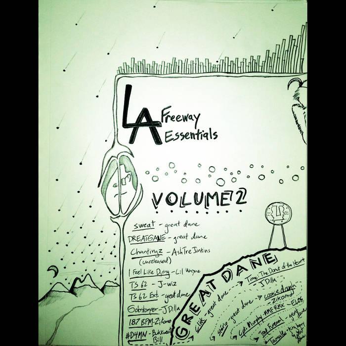LA Freeway Essentials Vol. 2 cover art