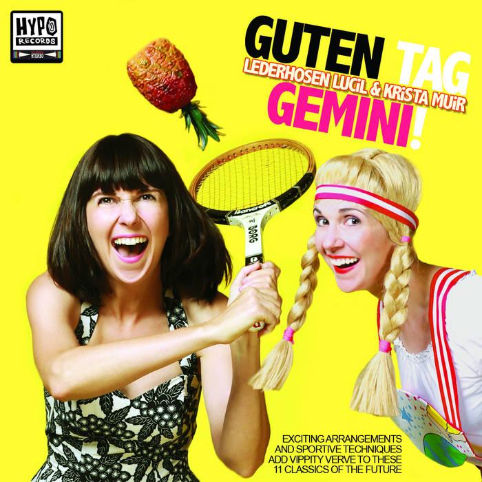 Guten Tag Gemini cover art