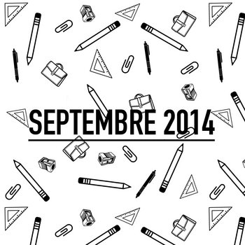 SEPTEMBRE 2014 cover art