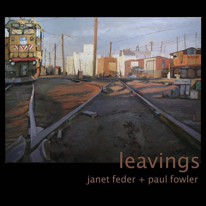 Leavings cover art