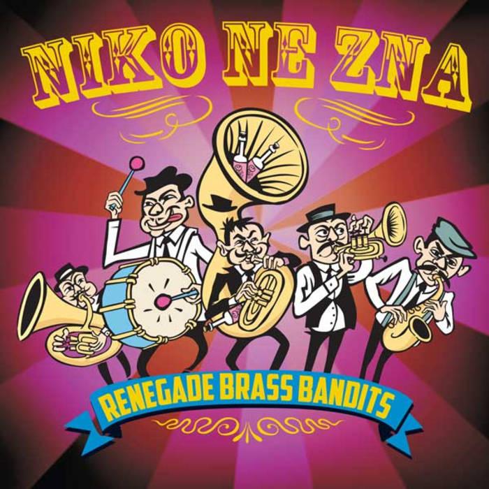 Renegade Brass Bandits cover art