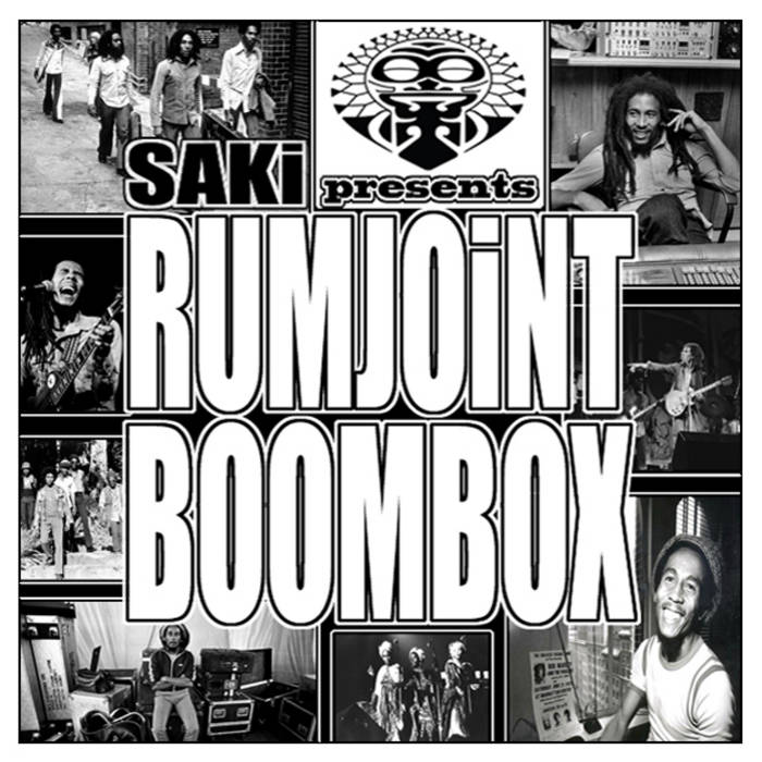 Rumjoint Boombox cover art