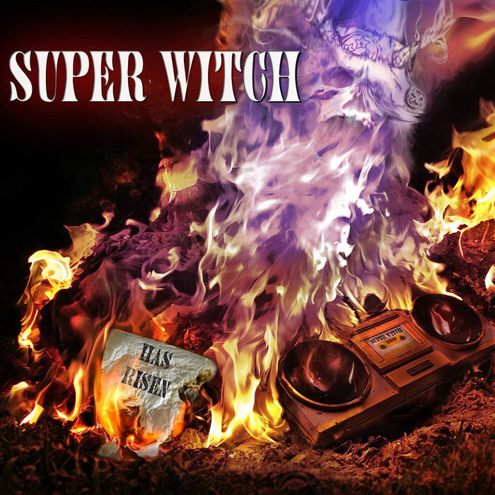 Super Witch Has Risen cover art