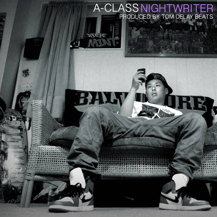 Nightwriter cover art