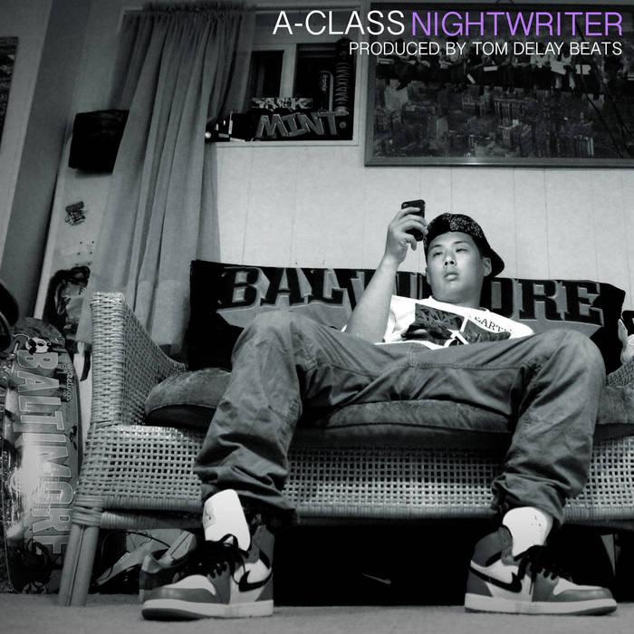 Nightwriter cover art