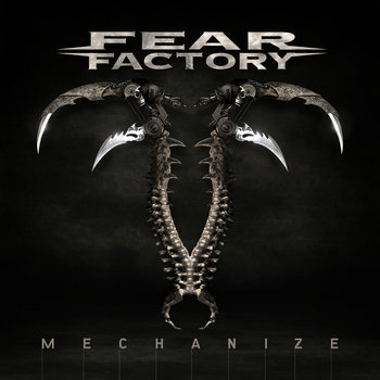 Mechanize cover art