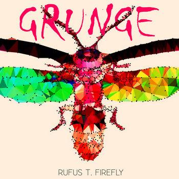 Grunge cover art