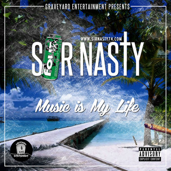 Music Is My Life cover art