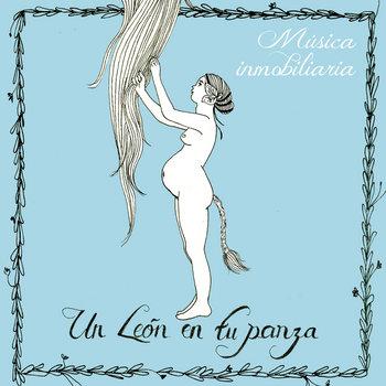 Un León en tu panza - Remix cover art