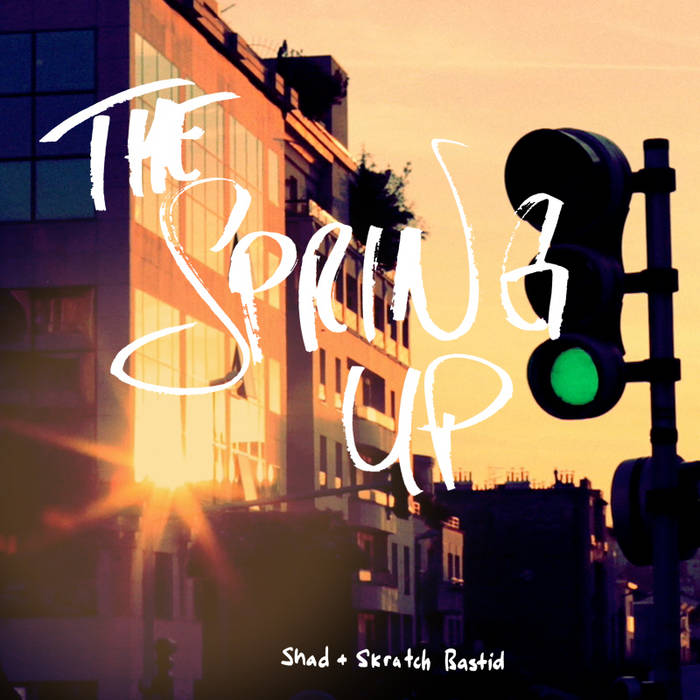 The Spring Up cover art