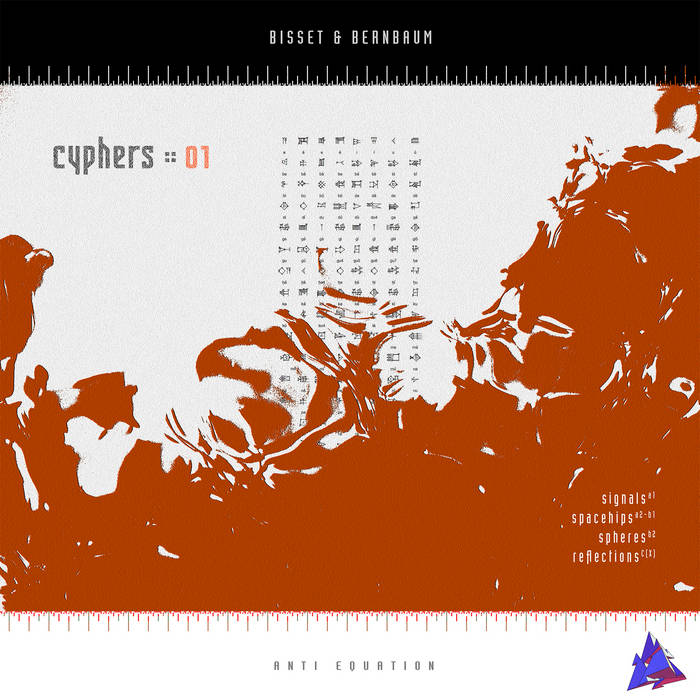 Cyphers :: 01 cover art