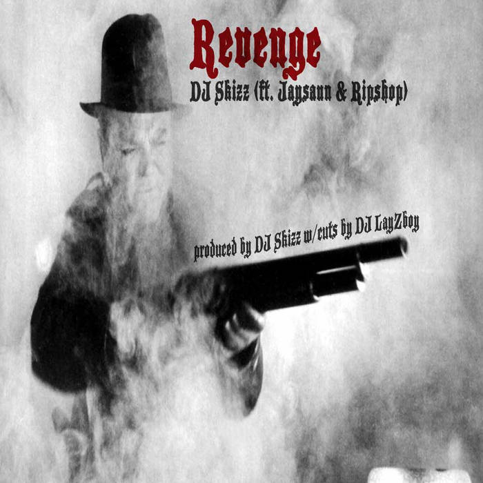 Revenge (ft. Jaysaun & Rip Shop) cover art