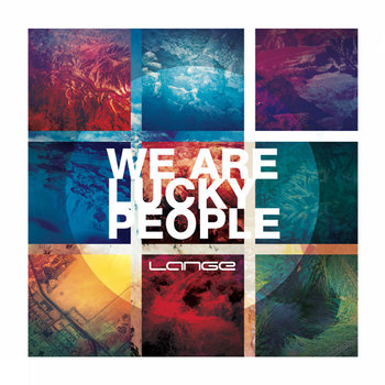[ALBUM] We Are Lucky People cover art