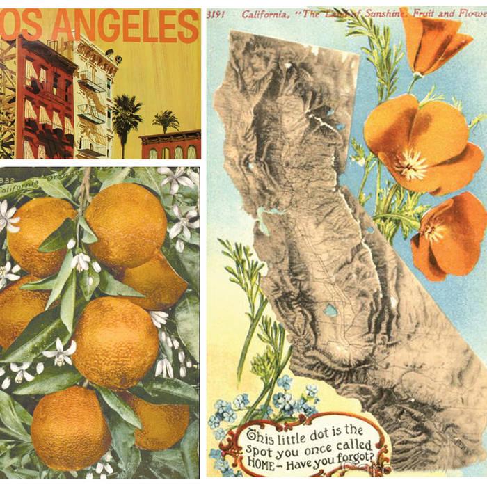 Californ-i-A     -  demo cover art