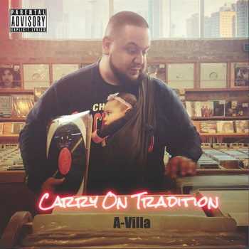 Carry On Tradition (PRE ORDER - ships  11/28/14) cover art