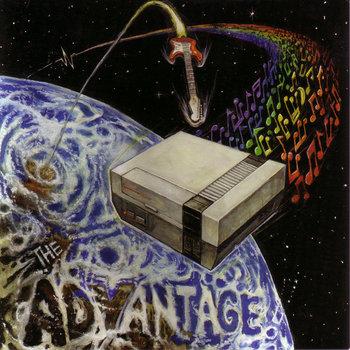 The Advantage cover art