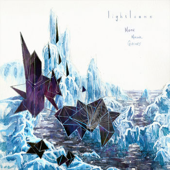 Moth, Moraine & Glaciers cover art