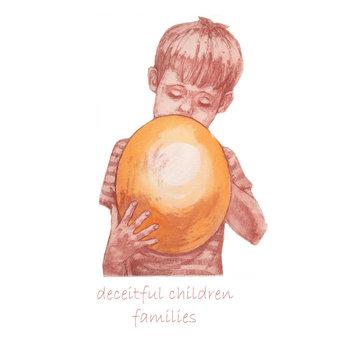 Deceitful Children cover art