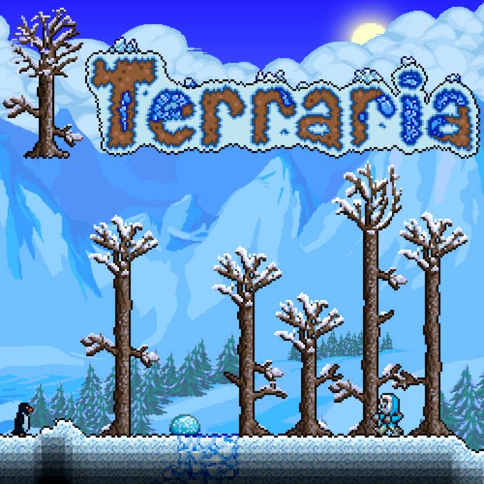 Terraria Soundtrack Volume 2 cover art