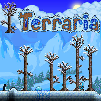 Terraria Soundtrack Volume 2 cover art