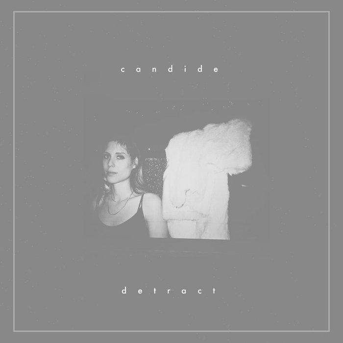 Detract EP cover art