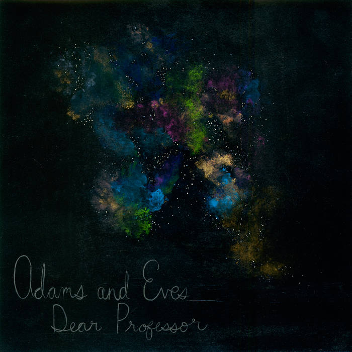 Dear Professor cover art