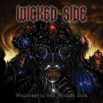 Welcome to the Wicked Side cover art
